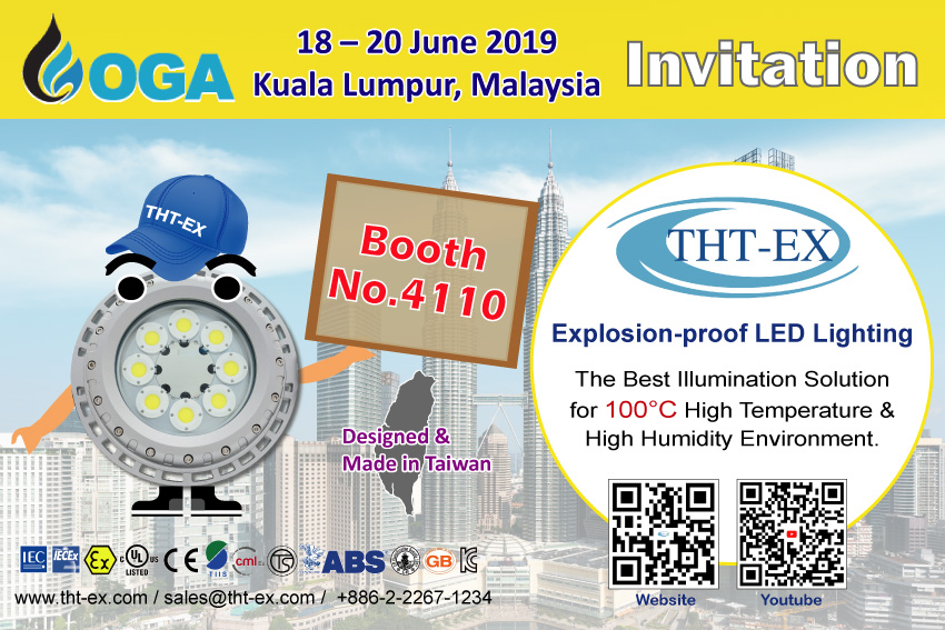 Please Visit Us At Oga 2019 Malaysia Next Tuesday 06 18