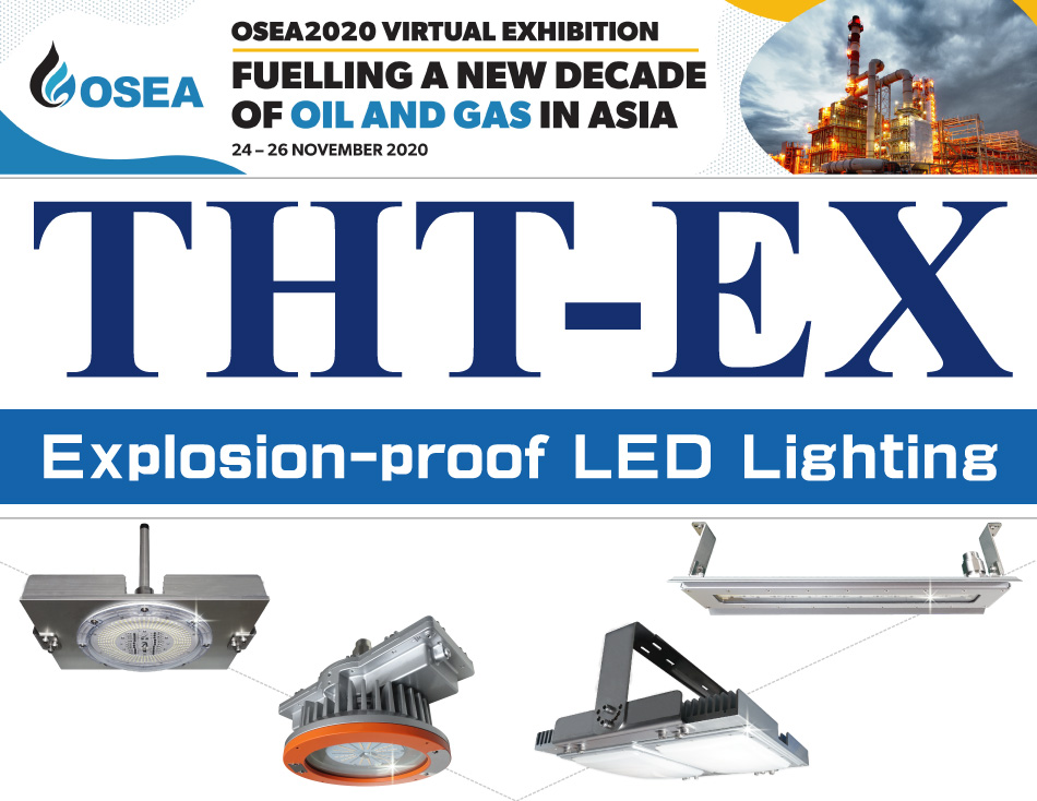 OSEA2020 Virtual Exhibition_Explosion-proof LED Lighting_THT-EX