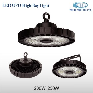 LED UFO High Bay Light_200W, 250W_THT-EX