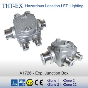Explosion-proof Junction Box A1726_THT-EX